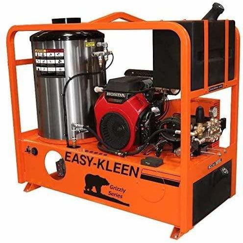 Easy-Kleen Professional 4000 PSI (Gas - Hot Water) Belt-Drive Skid Pressure Washer w/ Kohler Engine - EZO4055G