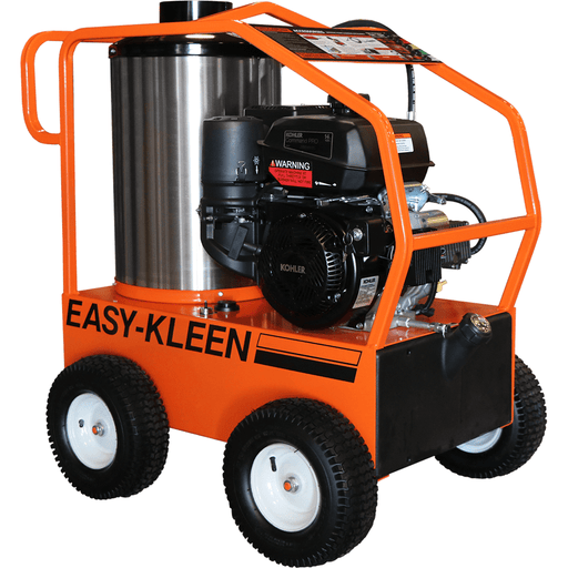 Easy-Kleen Professional 4000 PSI (Gas - Hot Water) Pressure Washer w/ Electric Start - EZO4035G-K-GP-12