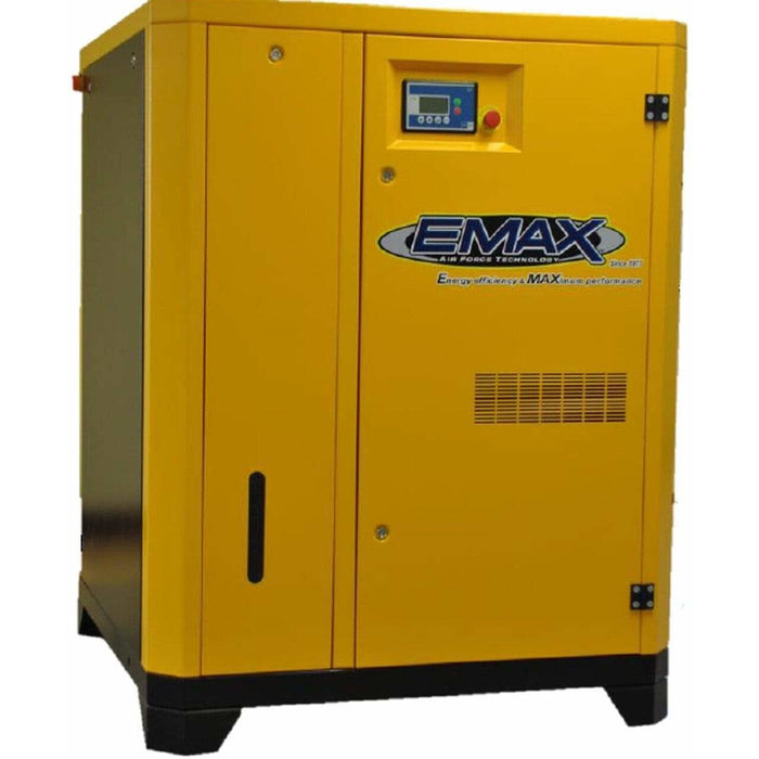 EMAX 30 HP Direct Drive Rotary Screw Air Compressor ERS0300003D