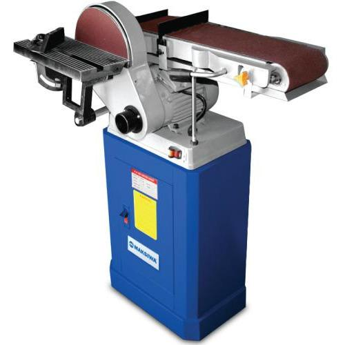 "Maksiwa Combination Belt and Disc Sander 6"" x 9"""