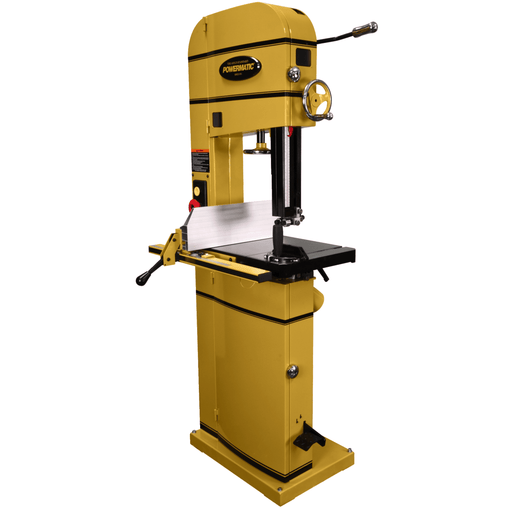 "Powermatic PM1500 14"" Bandsaw 3HP 1PH 230V - 1791500 1791500"