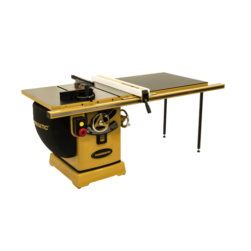 "Powermatic PM2000 10"" Tablesaw, 3HP 1PH 230V, 50"" Accu-Fence System - PM23150K PM23150K"