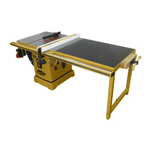 "Powermatic PM2000 10"" Tablesaw, 3HP 1PH 230V 50"" Accu-Fence System Workbench - PM23150WK PM23150WK"