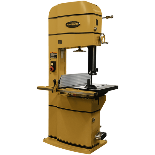 "Powermatic PM2013B, 20"" Bandsaw, 5HP 1PH 230V - 1791257B 1791257B"