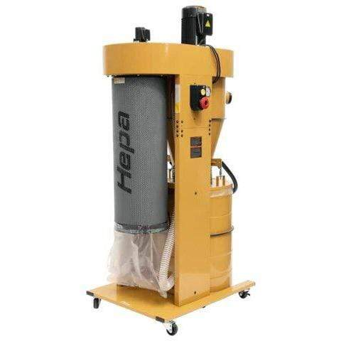 Powermatic PM2200 Cyclonic Dust Collector - With Hepa Filter Kit - 1792200HK 1792200HK