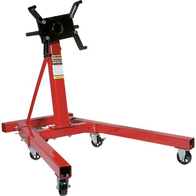 Ranger RES-1TF 2000 Lb. Folding Engine Stand - 5150470