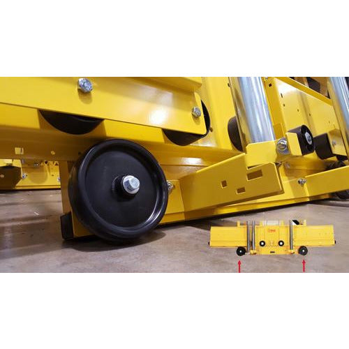 Saw Trax Transport Wheels - WHLS