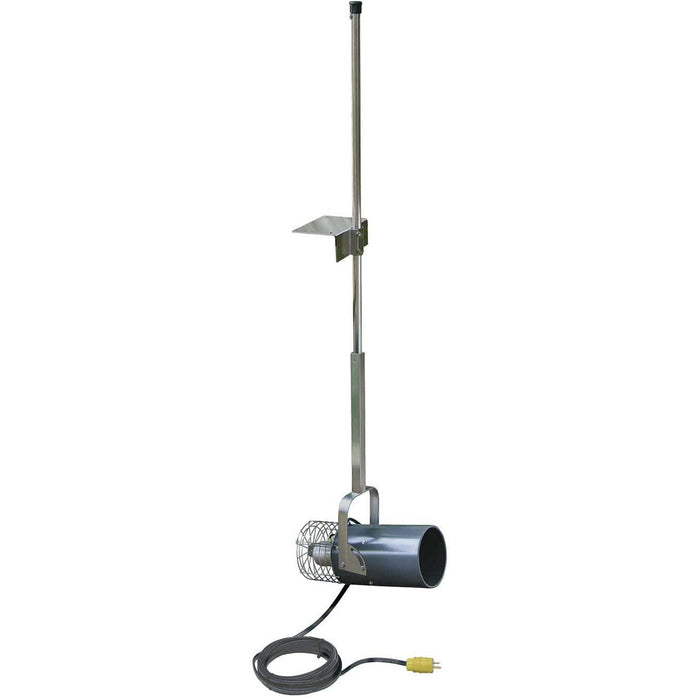 Scott Aerator Aquasweep Dock Mount, 1/2 HP, 230 V