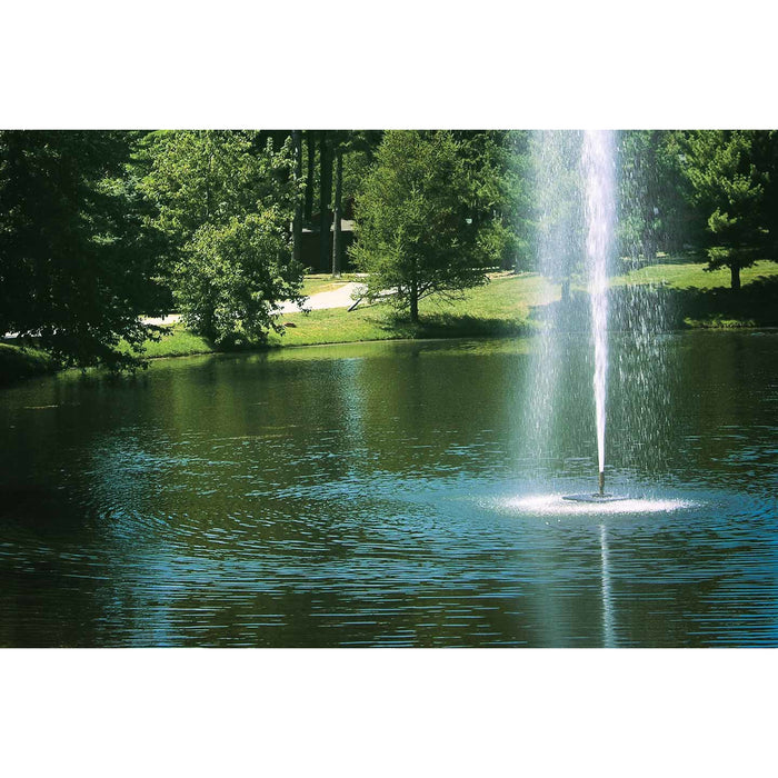 Scott Aerator Gusher Fountain, 1 HP, 230 V