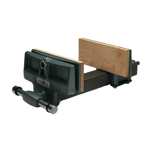 "Wilton 78A, Pivot Jaw Woodworkers Vise - Rapid Acting, 4"" x 7"" Jaw - 63144 63144"