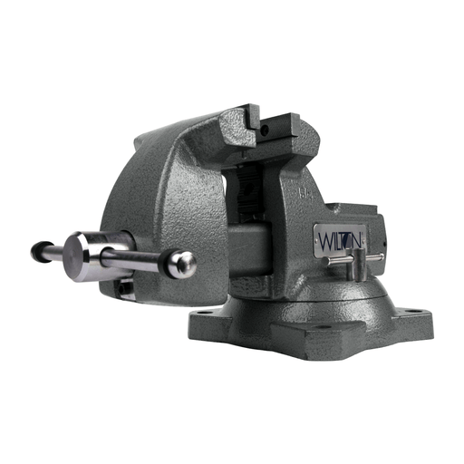 "Wilton Mechanics Vise 5"" Jaw with Swivel Base - 21400 21400"