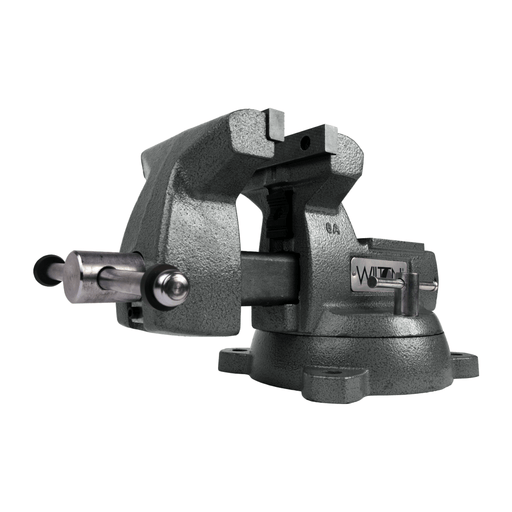 "Wilton Mechanics Vise 6"" Jaw with Swivel Base - 21500 21500"