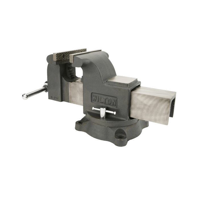 "Wilton WS6 Shop Vise, 6"" with Swivel Base - 63302 63302"