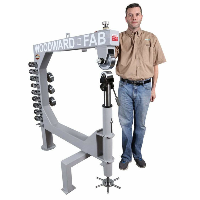 Woodward Fab English Wheel 43″ Throat Depth - WFEW-45T