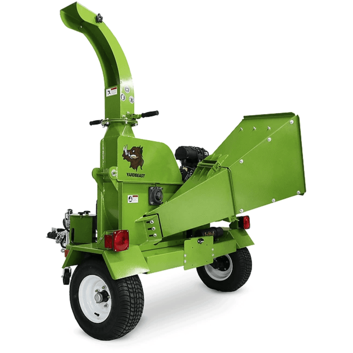 YardBeast 6525 Commercial Wood Chipper The King 6525