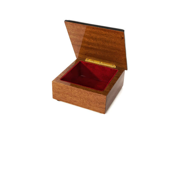 Mahogany Decoration Box