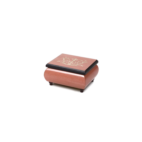 Ornamental Pink music Box