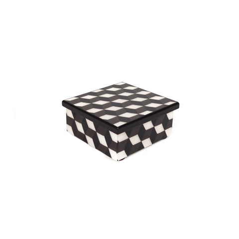 Rombo Black and White box