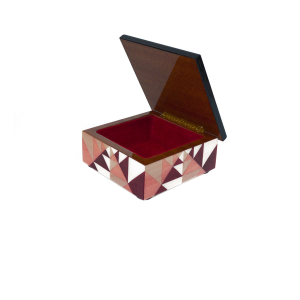 Cubissimo pink box