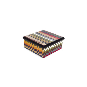 Chevron multicolors box