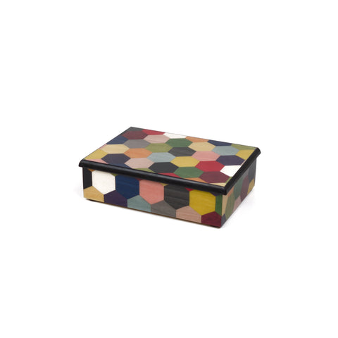Octagonal M/Colors Rectangle box