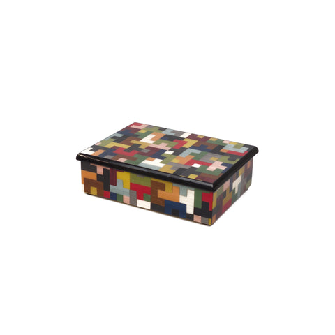 Tetris Multicolors Rectangle box