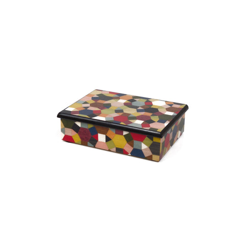 Luxury M/colors Rectangle Box