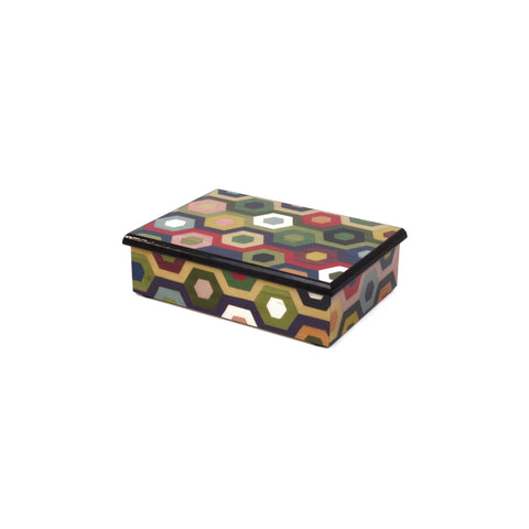 Beehive M/colors Rectangle Box