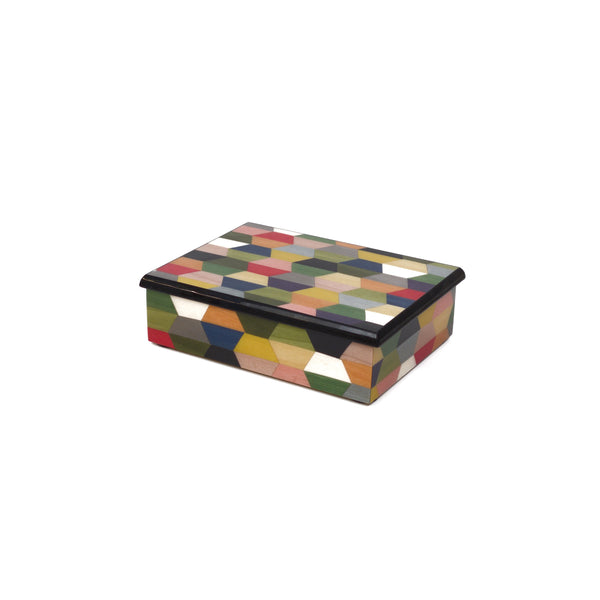 Quadrilateral M/colors Rectangle Box