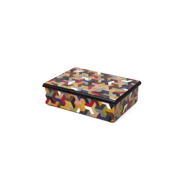 3D M/colors Rectangle Box