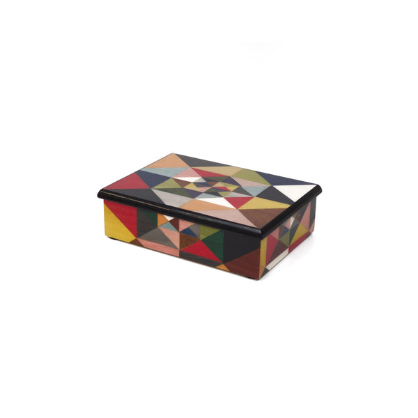 Large Cubes M/colors Rectangle Box