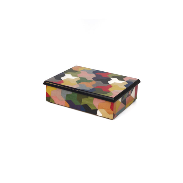 Incastro M/colors Rectangle Box