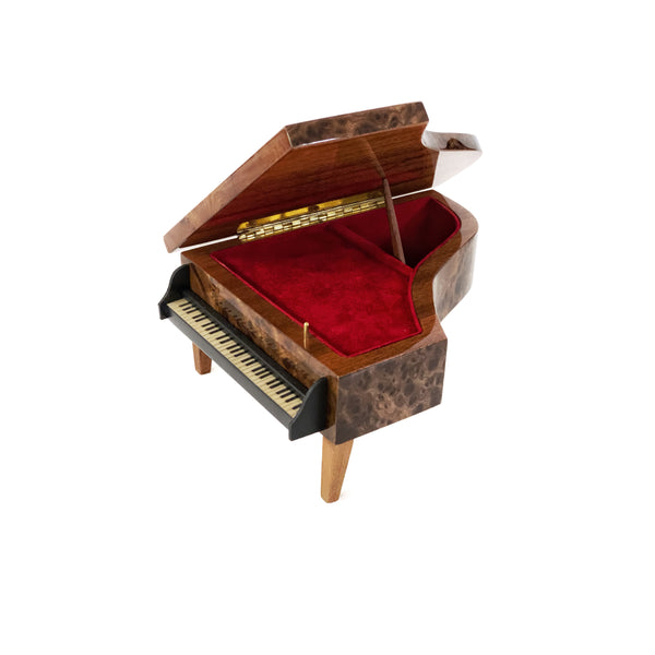 Piano design Music Box