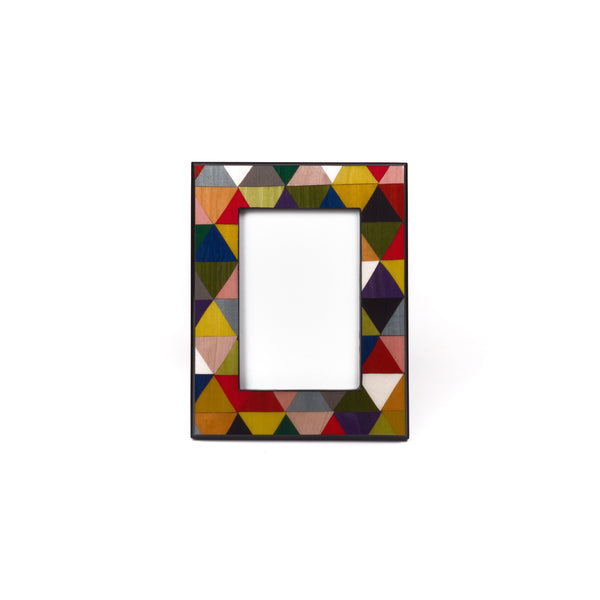 Rectangle design m/colors frames