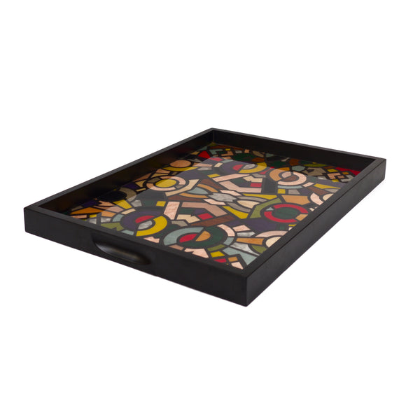 Vetro m/colors tray