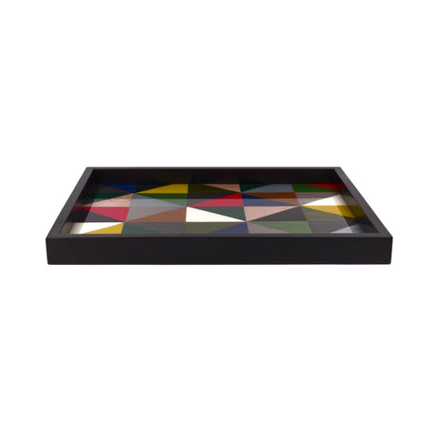 Triangle m/colors tray