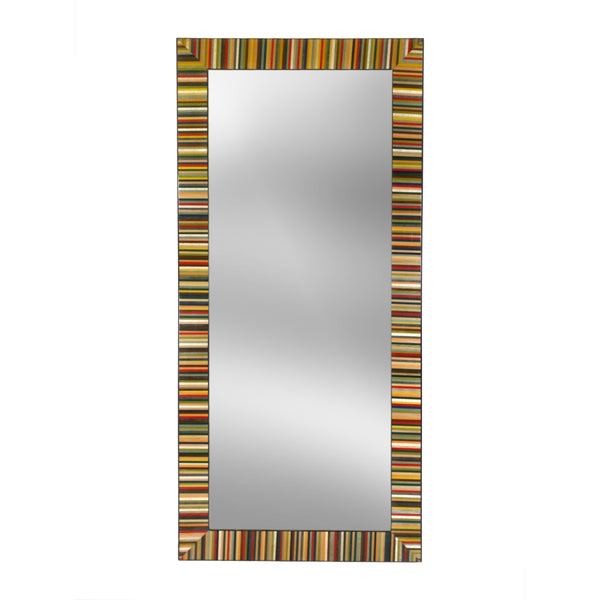 Stripes m/colors Mirror