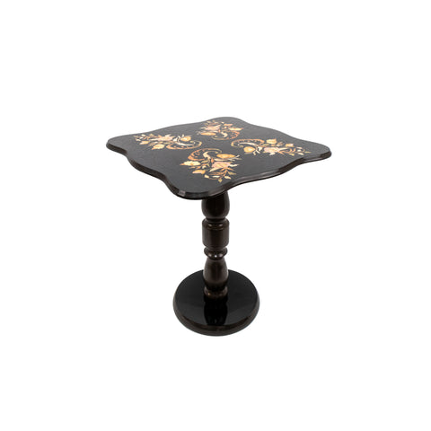 Flower black Table