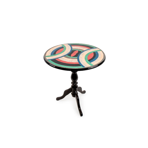 Circle Multicolors Table