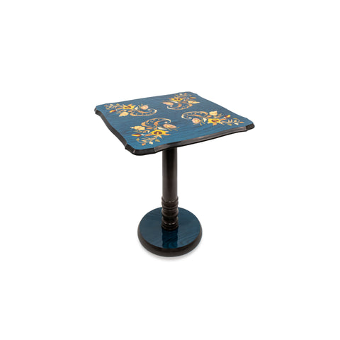 Flower blu small Table