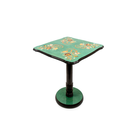 Flower green small Table