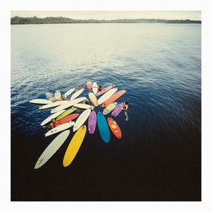 Floating Surfboards Indonesia