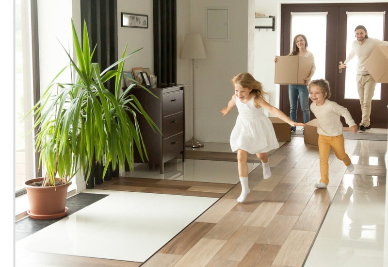 Protect your kids from polluted air with an air purifier