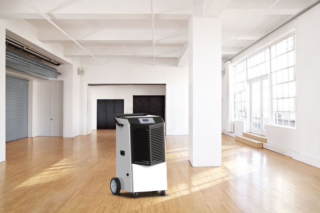 5 reasons you should think about installing Industrial Dehumidifier in your workplace