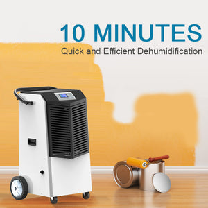 How To Choose An Industrial Dehumidifier?