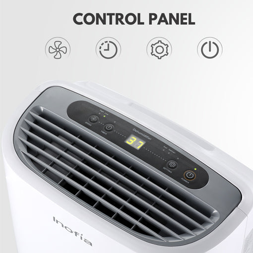dehumidifiers-control-panel