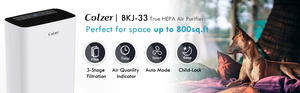 Colzer-bkj33-air-purifier