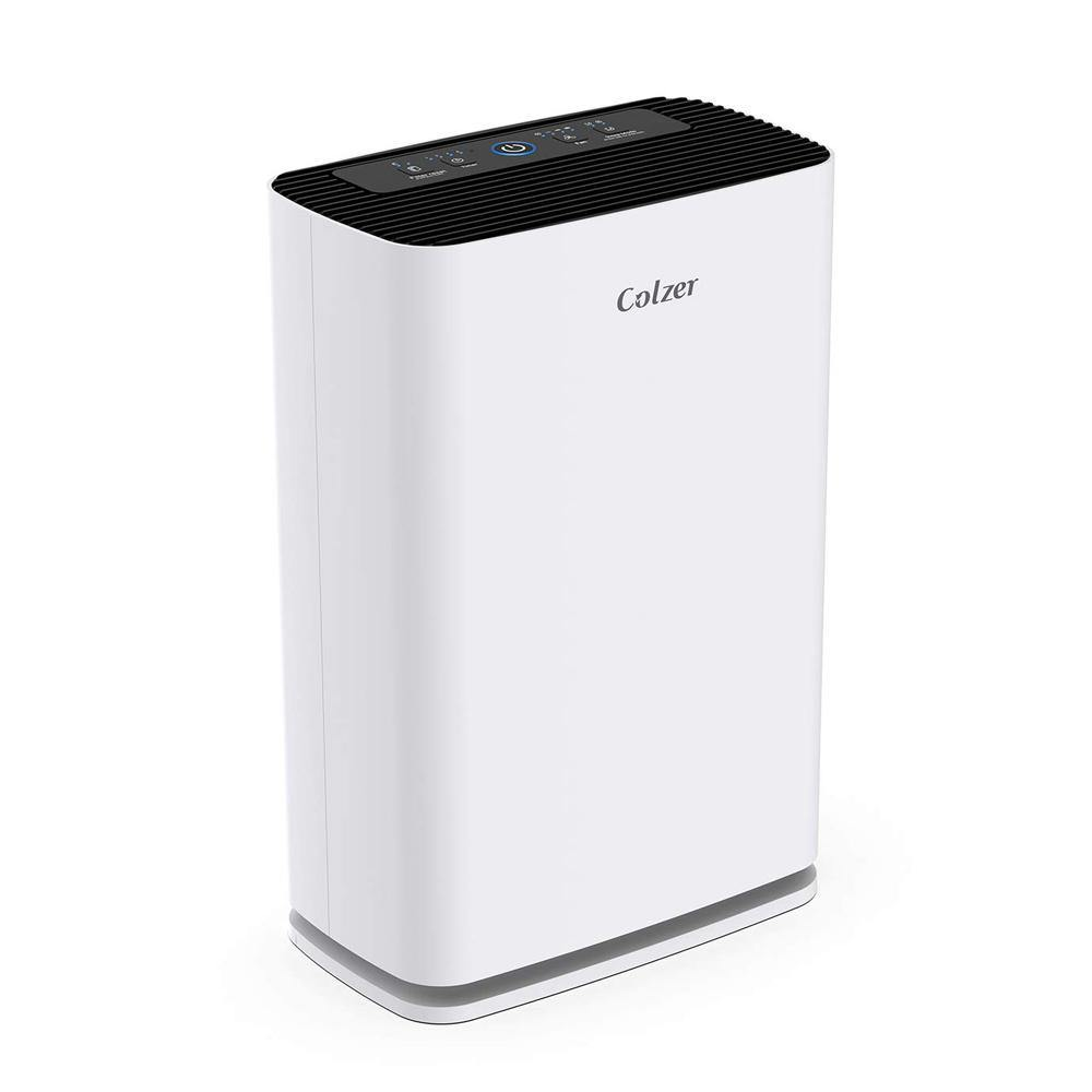 Air Purifier with True HEPA Air Filter - Colzer
