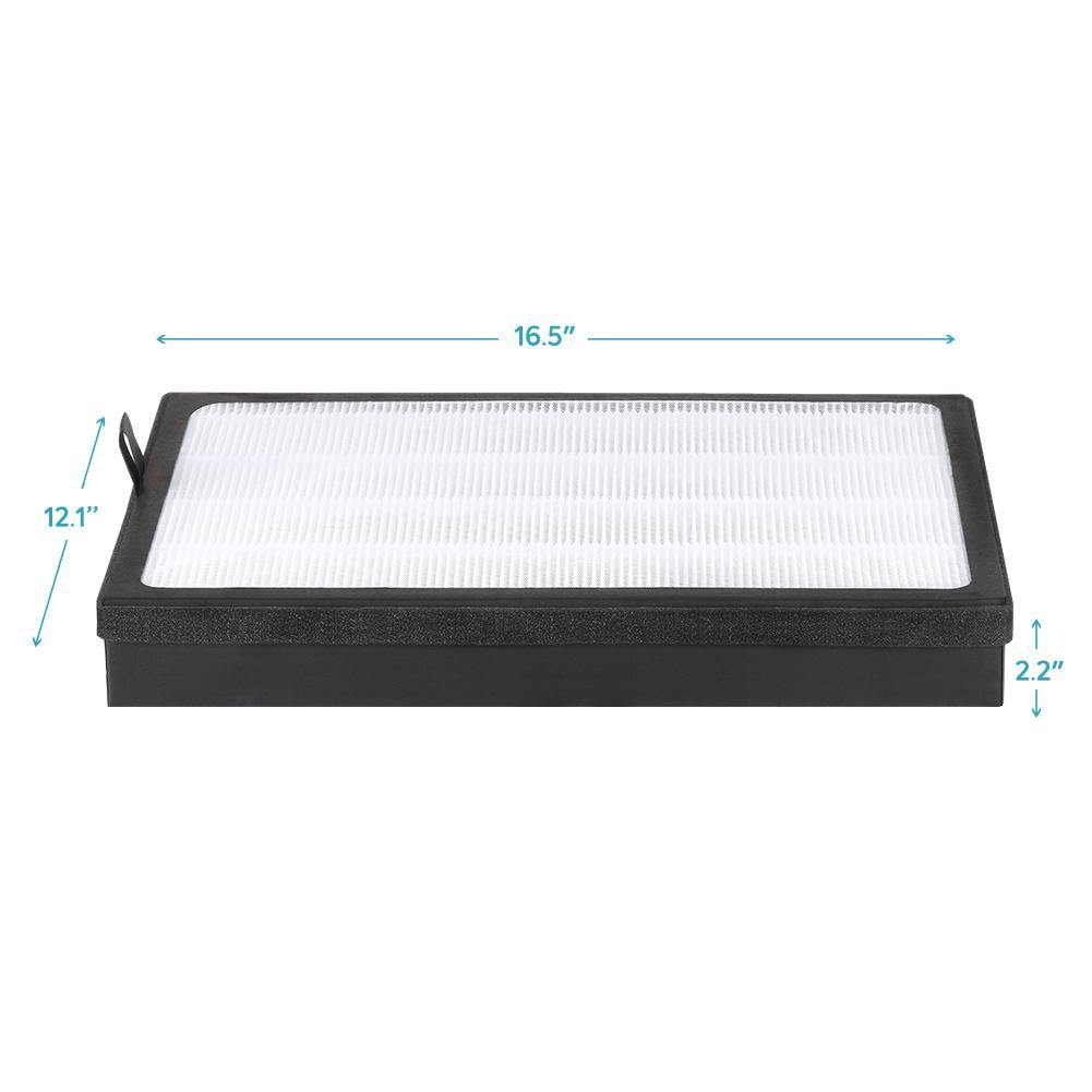 BKJ-33 Air Purifier  HEPA Filter 1 pcs - Colzer