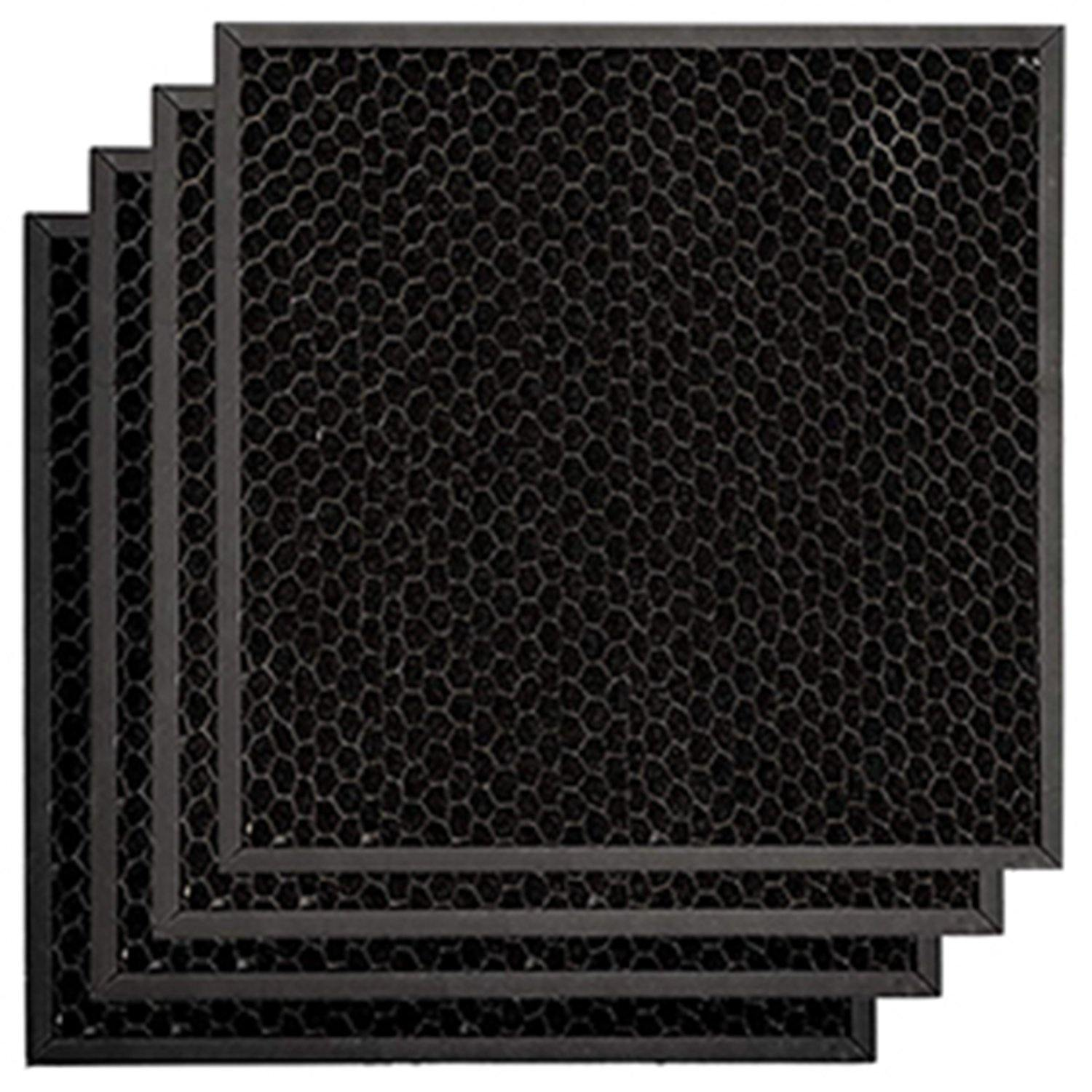 500AC Activated Carbon Filter (4pc Package) - Colzer